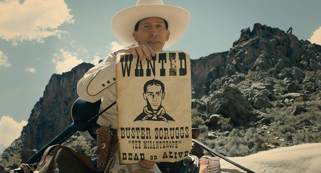 """Featured image for """"Netflix Review: The Ballad of Buster Scruggs"""""""