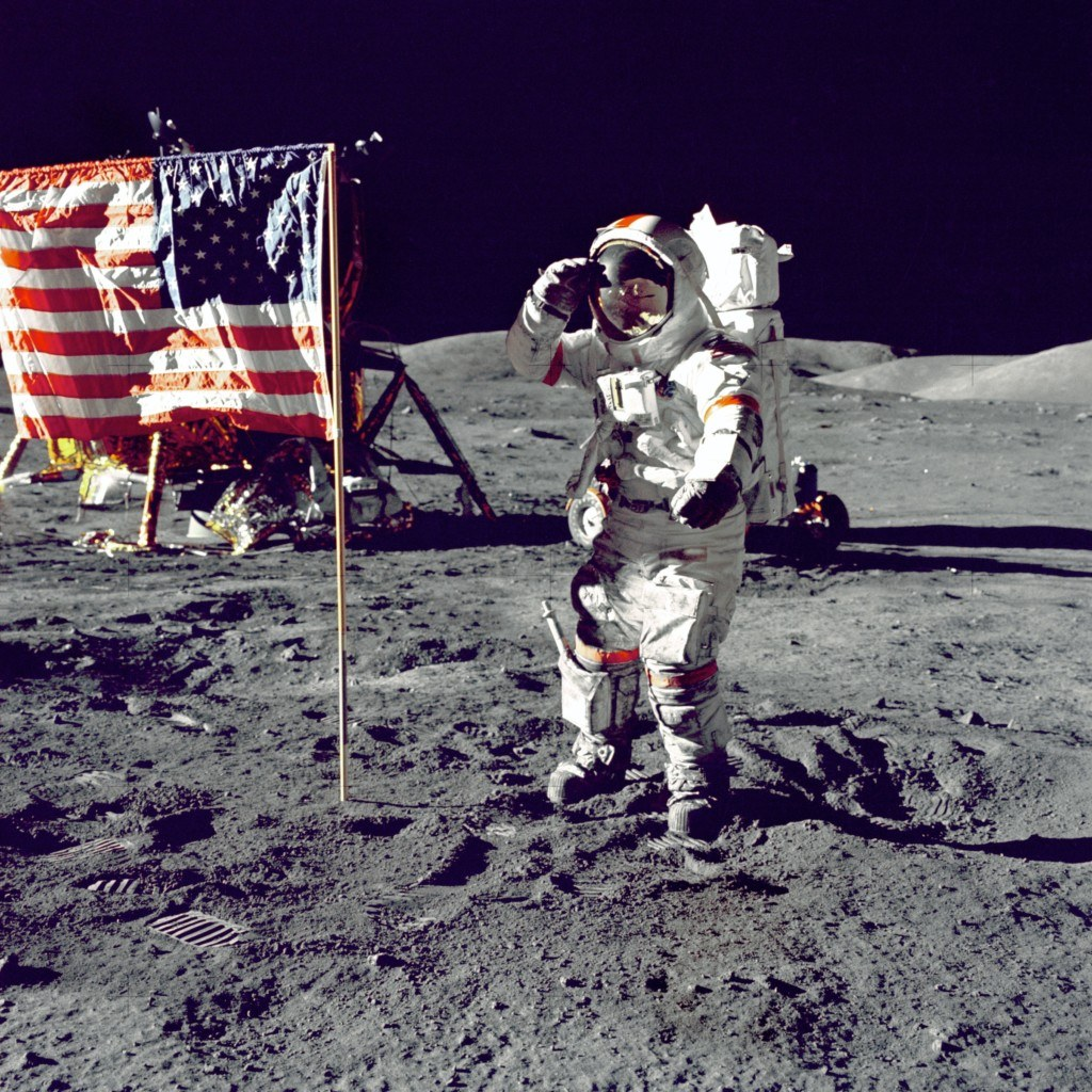 """Featured image for """"Exploring the Legacy of Apollo: A Review of <em>One Giant Leap</em>"""""""