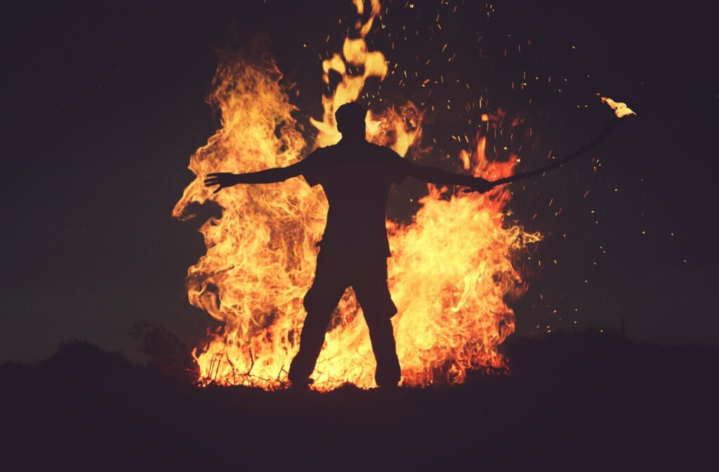 """Featured image for """"The Prophetic and Black and Pentecostal Voice: A Review of <em>Shoutin' in the Fire</em>"""""""