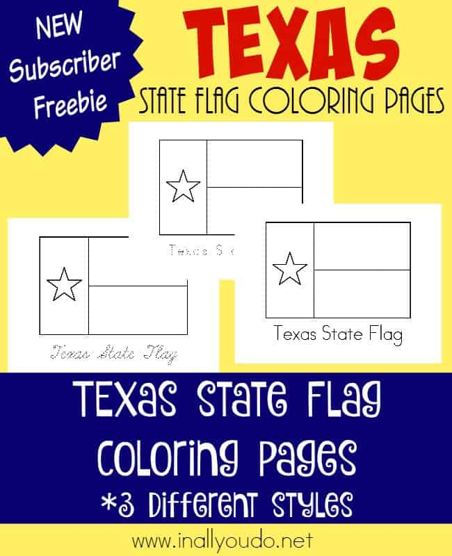 Texas Flag Coloring Page : texas, coloring, Across, Days:, Texas