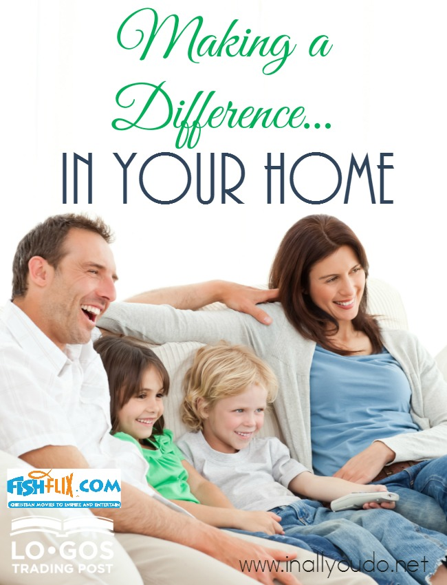 Making a Difference...In Your Home - In All You Do