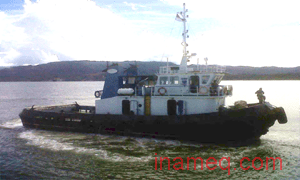 Fungsi dan Jenis Kapal Tug Boat