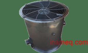 Gas Freeing Fans Type VP700W