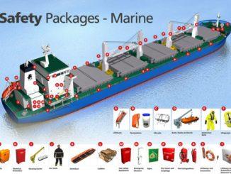 Equipment marine