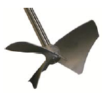 Sable Impeller for ship