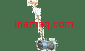 COMBO deck scaling machine RUSTBIT 500