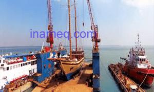 Galangan kapal di Indonesia