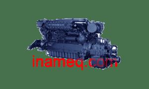 Mesin diesel kapal