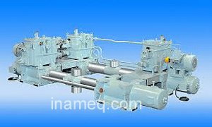 Procedure of testing steering gears on ship