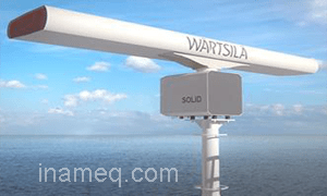 Wartsila, NACOS Platinum Solid State S-Band Radar