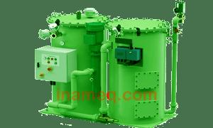 cara kerja oil water separator di kapal