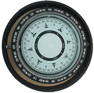 Magnetic Compass Marine Table Type Steering Compass