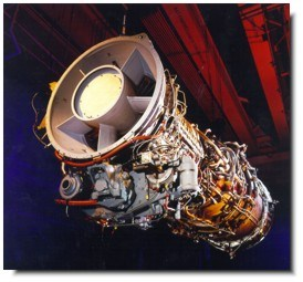 Gas turbine propulsion for marine