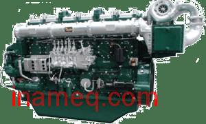 YUCHAI YC6CLYC6C Series Engine for Marine