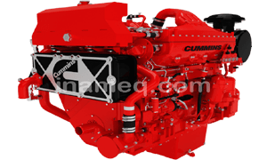 Engine Marine type QSK19 Cummins