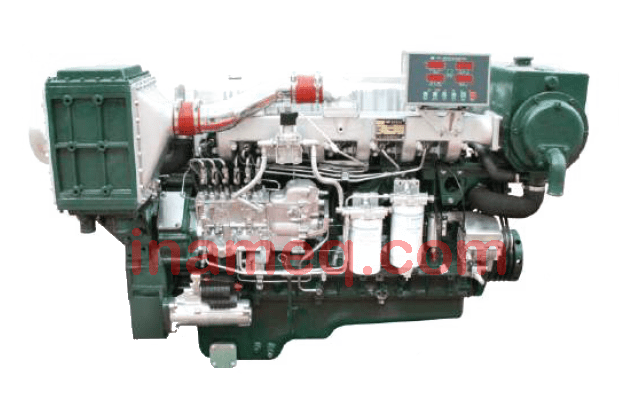 Yuchai YC6T Series Engine for Marine