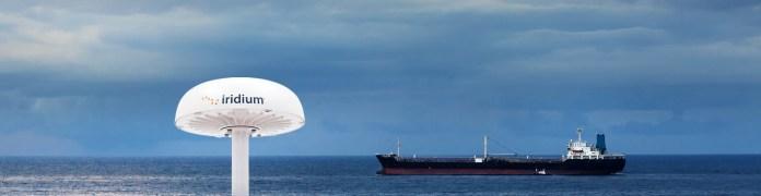 Iridium Pilot Marine Satellite Broadband