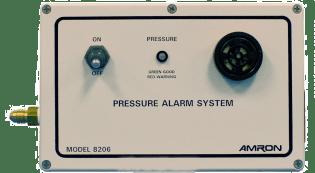 Pressure Alarm System for Marine