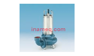 Submersible pump for marine