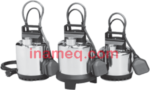 Submersible Pump with Tube Floatswitch for Marine