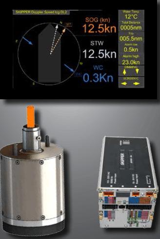 GDS 101 Navigational Echo Sounder