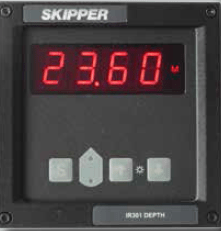 SKIPPER IR 301 Digital Depth Repeater