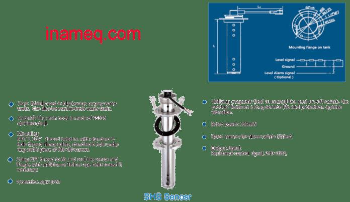 Water Level Sensor For Marine