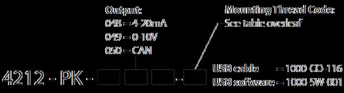 Oil Condition Sensor Ordering