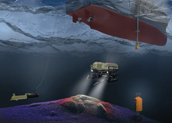 µPAP - THE SMALL AND PORTABLE ACOUSTIC POSITIONING SYSTEM