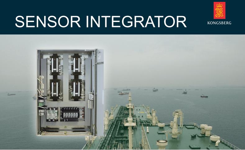 Sensor Integrator For Marine