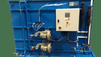 Sewage Treatment Plants Type FBBR 15
