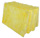 Marine glass wool product
