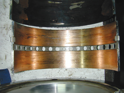 Bottom and bearing
