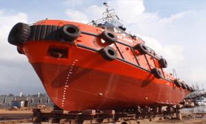 Pekerjaan reparasi kapal menggunakan fuzzy logic
