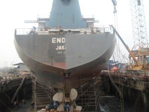 Ship Repair Process in Indonesia