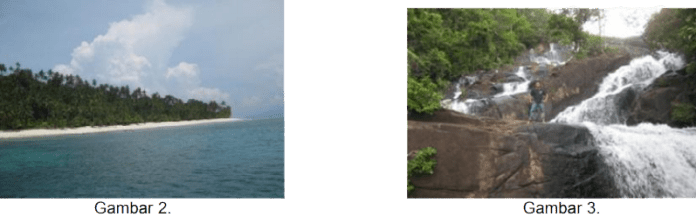Temurun dan Air Terjun Pulau Durai