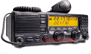Definition and terms for HF, VHF and UHF