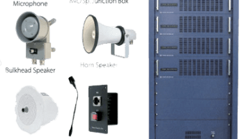 Public address and gneral alarm system for on and offshore applications