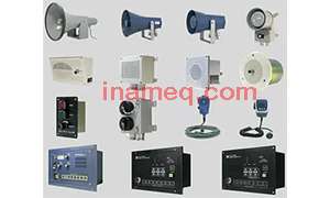 Public Address System and General Alarm System