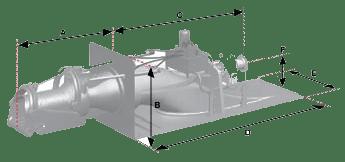 Wartsila midsize waterjets design