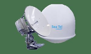 Sea Tel Model 4009 MK3