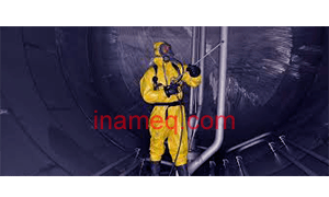 Ship tank cleaning service