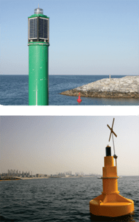 3-5NM Solar Marine Lantern (SL-C310 Series)