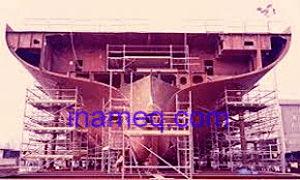 Construction of ship watertight bulkheads