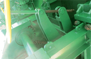 Adjustment of brake settings of windlass