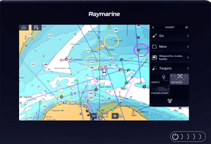 Display Only (GPS Chartplotter)