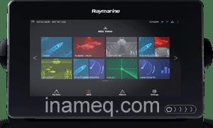 Raymarine Axiom 7 Touch Screen Multifunction Navigation Displays
