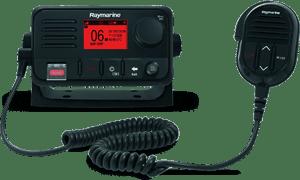 New Ray53 VHF Radio With GPS Raymarine