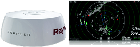 Quantum 2 CHIRP Radar with Doppler
