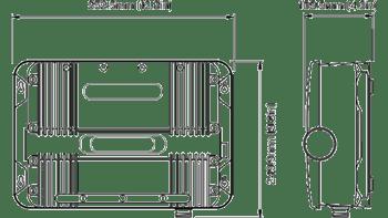 Raymarine CP570 Professional CHIRP™ Sonar Dimension
